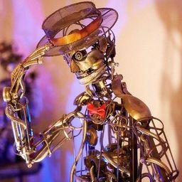 Интерактивный музей роботов на ВДНХ