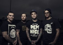 Концерт The Amity Affliction