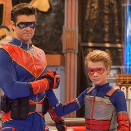 Новые эпизоды сериала «Опасный Генри» на Nickelodeon