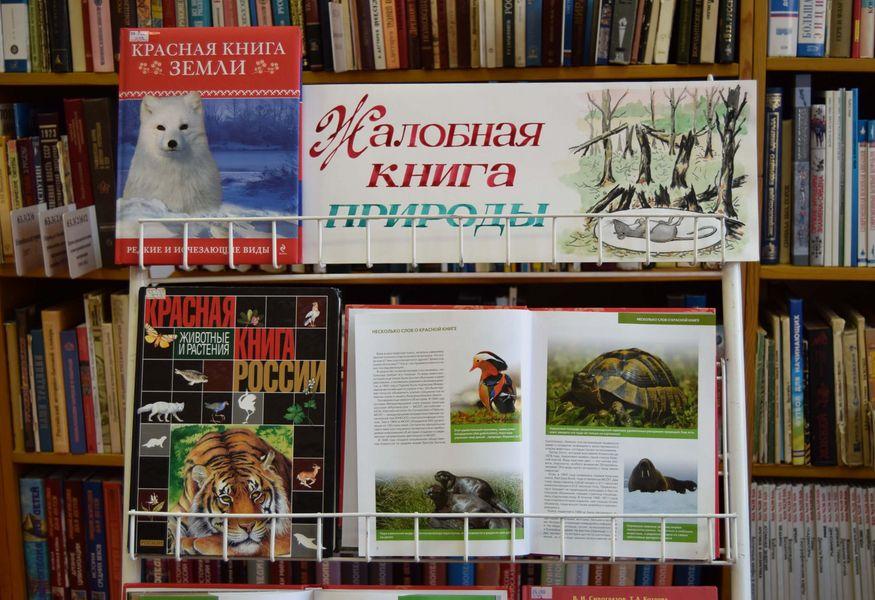 Картинки жалобной книги в природе