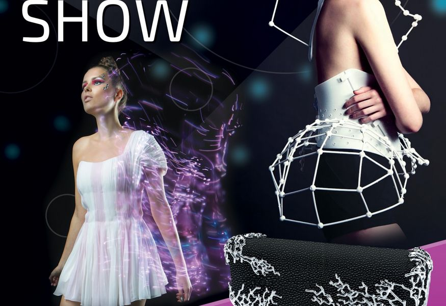 Фото №2 — Шоу Hi-tech Fashion Show