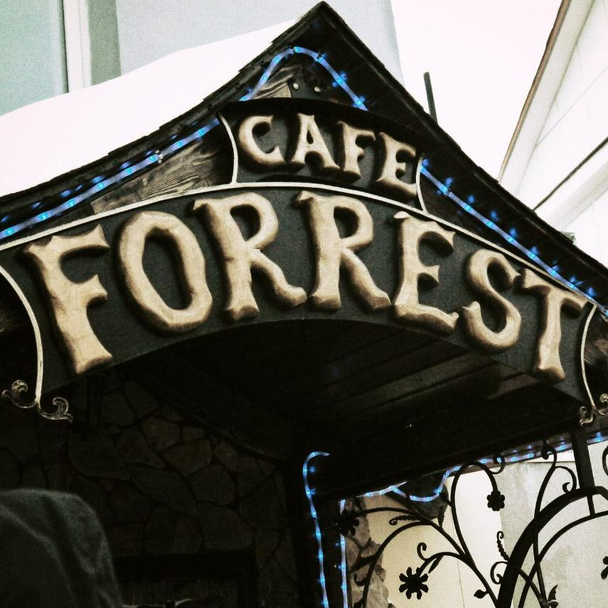 Арт-ресторан Forrest Cafe (Форрест Кафе). кафе и рестораны.