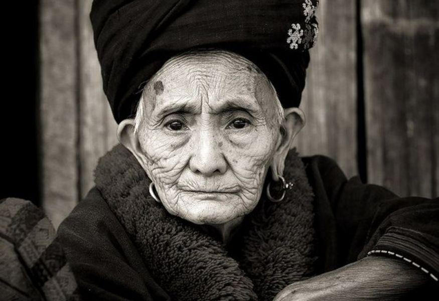 Старухи старше70 лет