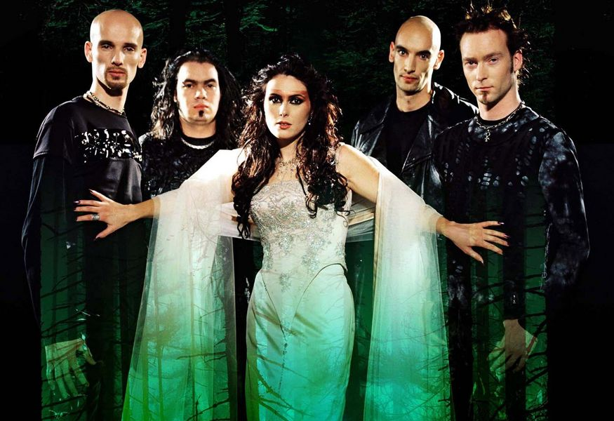 Фото №1 — Концерт Within Temptation