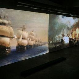 Выставка «Айвазовский и маринисты – Живые полотна»