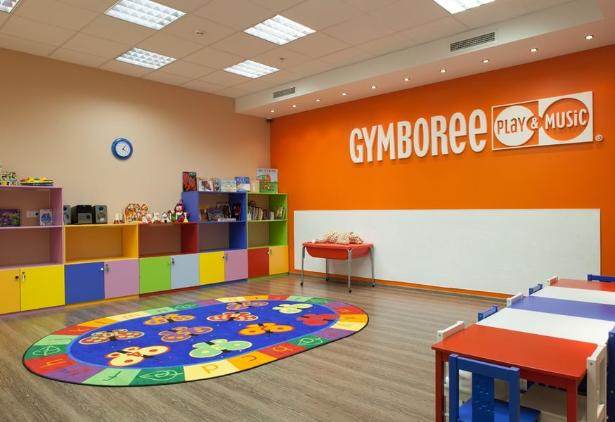Фото №1 — Gymboree Play&Music