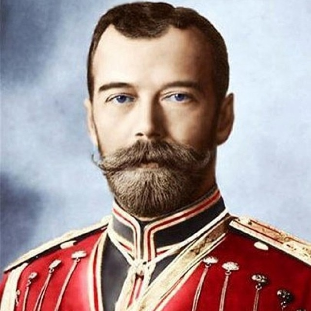 a biography of czar nicholas alexandrovich romanov ii