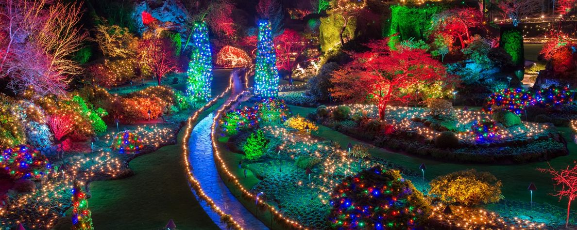 Bellingrath Gardens Christmas Lights