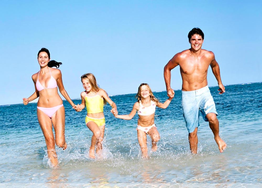 Фото семейных парочек с отдыха на море фото 143-598