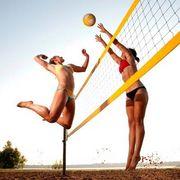 Где поиграть в пляжный волейбол в Москве