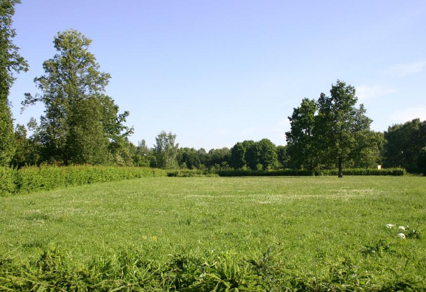 Парки где погулять