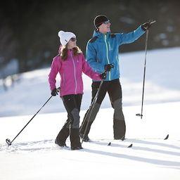 Где покататься на беговых лыжах в Подмосковье