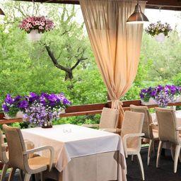 Рестораны с верандой для свадьбы