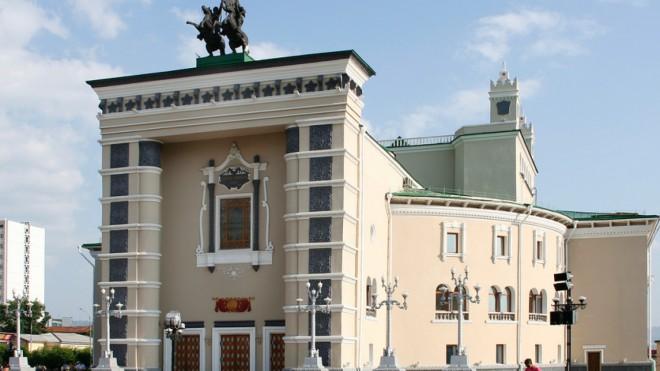 оперный театр улан-удэ официальный сайт Клин