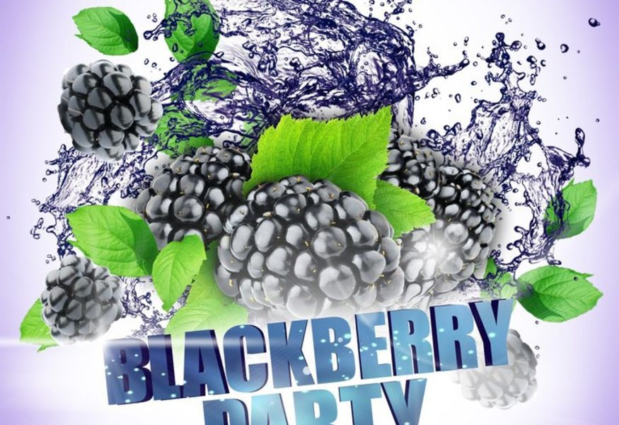 Фото №2 — Вечеринка Blackberry party