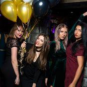 Новый год в клубе «Лондон»