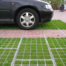 Парковка на газонах может караться общественными работами