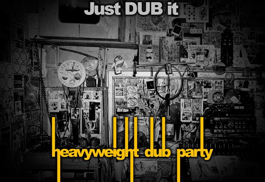 Фото №9 — Heavyweigh Dub Party: Afro D meets The Dubsters