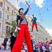 Фестивали в День города Москвы