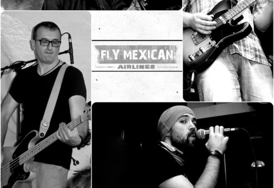 Фото №3 — Концерт Fly Mexican Airlines