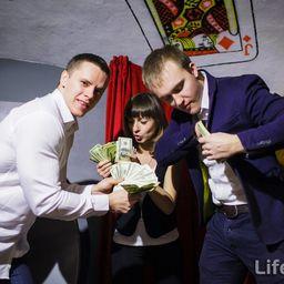 Квест «Ограбление казино»
