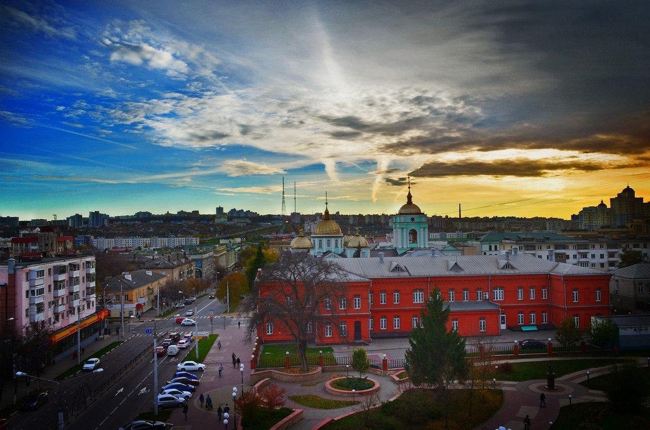 зеленый, самые красивые места в белгороде фото девушках формами