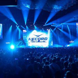 Вечеринка Record Birthday in Moscow