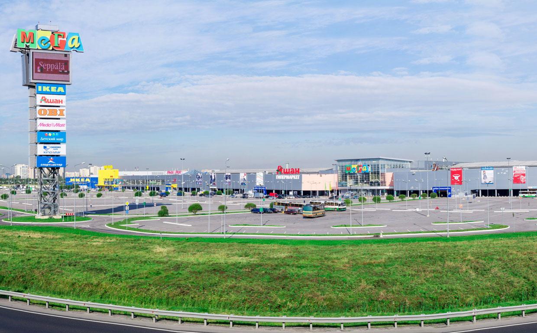 торгово развлекательный центр мега дыбенко в санкт петербурге