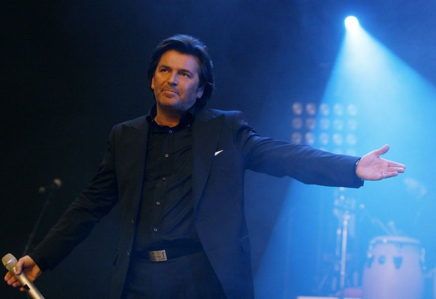 Фото №5 — Концерт Thomas Anders and Modern Talking band