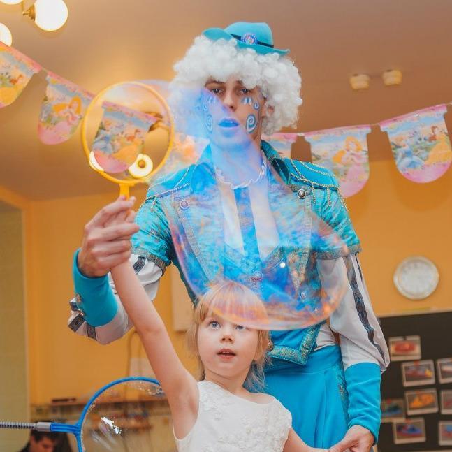 Шоу мыльных пузырей в москве где проходит