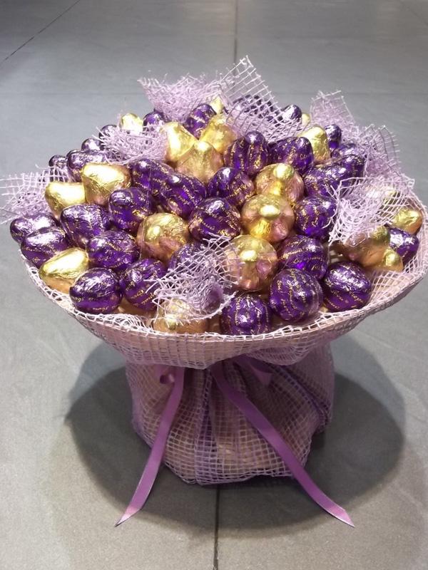 Мастер класс сладкий букет из конфет своими руками