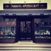 Паб Mandy's Apothecary Irish Pub