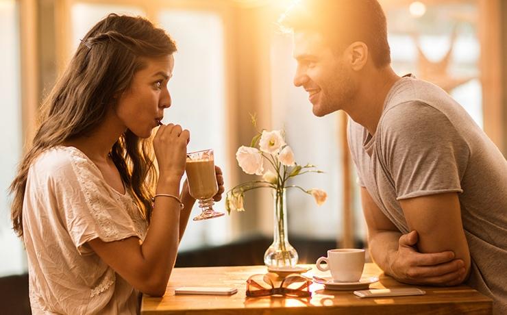 вечера знакомств романтический город