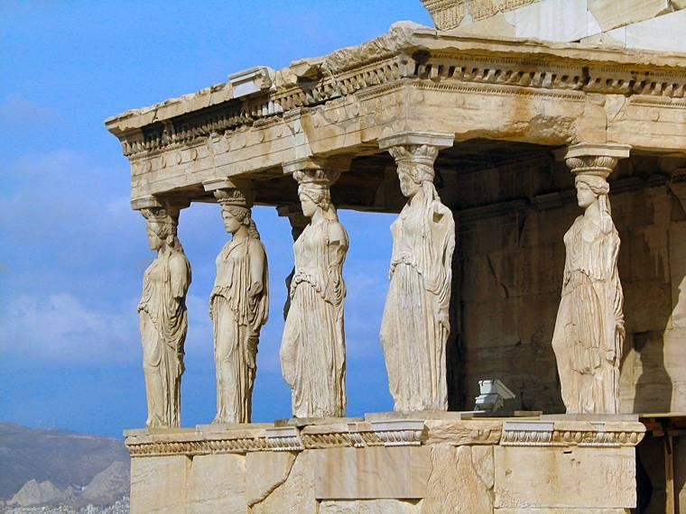 Афина эллада