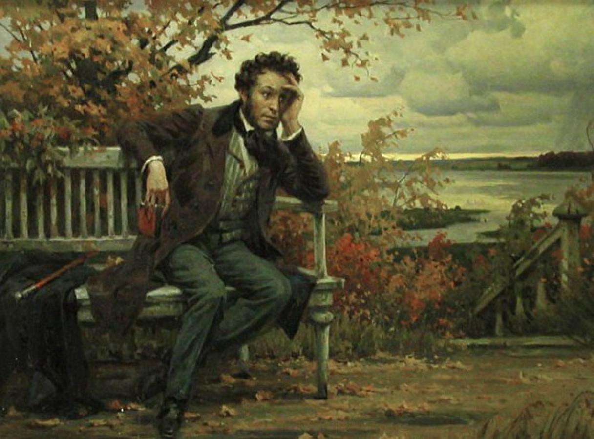 Биография пушкина кратко для 6 класса
