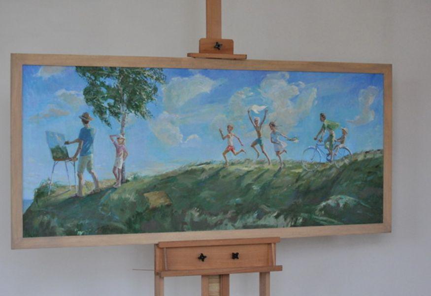 Выставка дипломных работ выпускников художественного училища  Фото №2 Выставка дипломных работ выпускников художественного училища