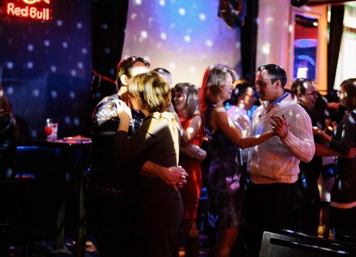 Вечеринки флирта и знакомства