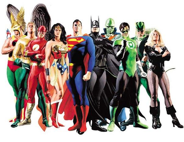 скачать супергерои игру через торрент - фото 10
