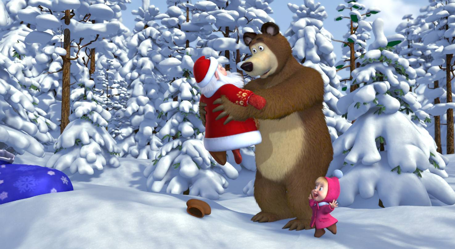 Серии маша и медведь 2017 год новые серии