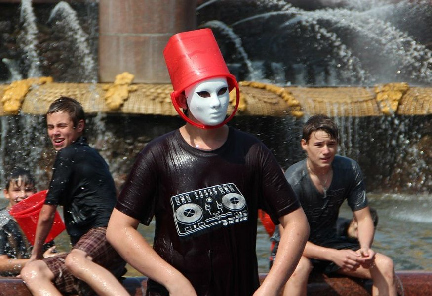Фото №3 — Компания «Я ♥ Water Battle!»