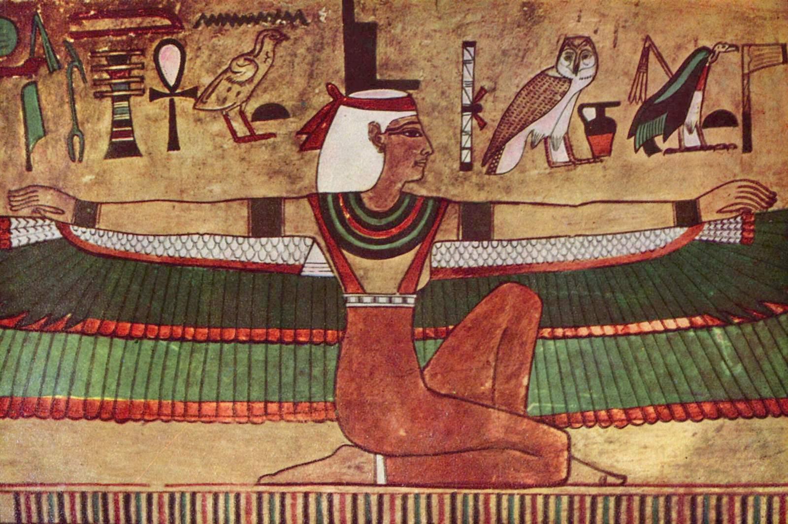 Религия древних египтян картинки