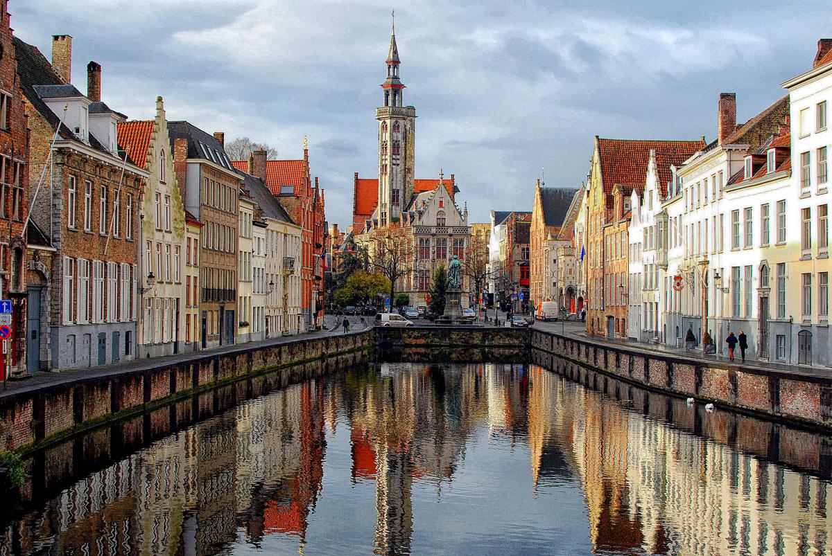 Города в европе в картинках