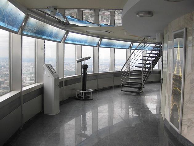 Rexona проведет тренировку на высоте 337 метров рекомендации