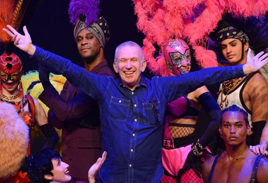 Фото №9 — Jean Paul Gaultier Fashion Freak Show