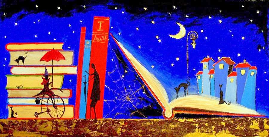 Картинки театральные афиши для детей к библиосумеркам
