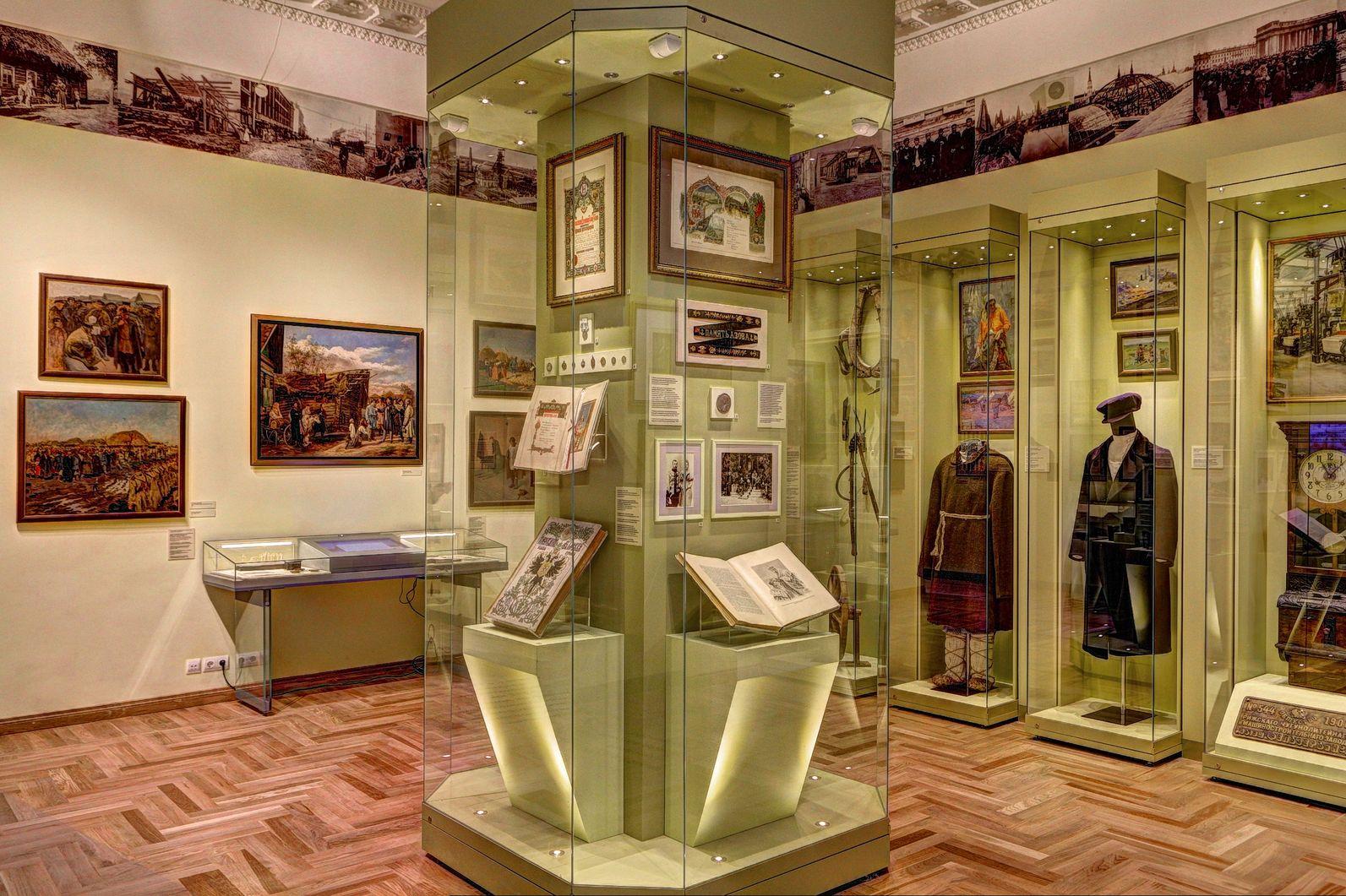 Оформление музея картинки