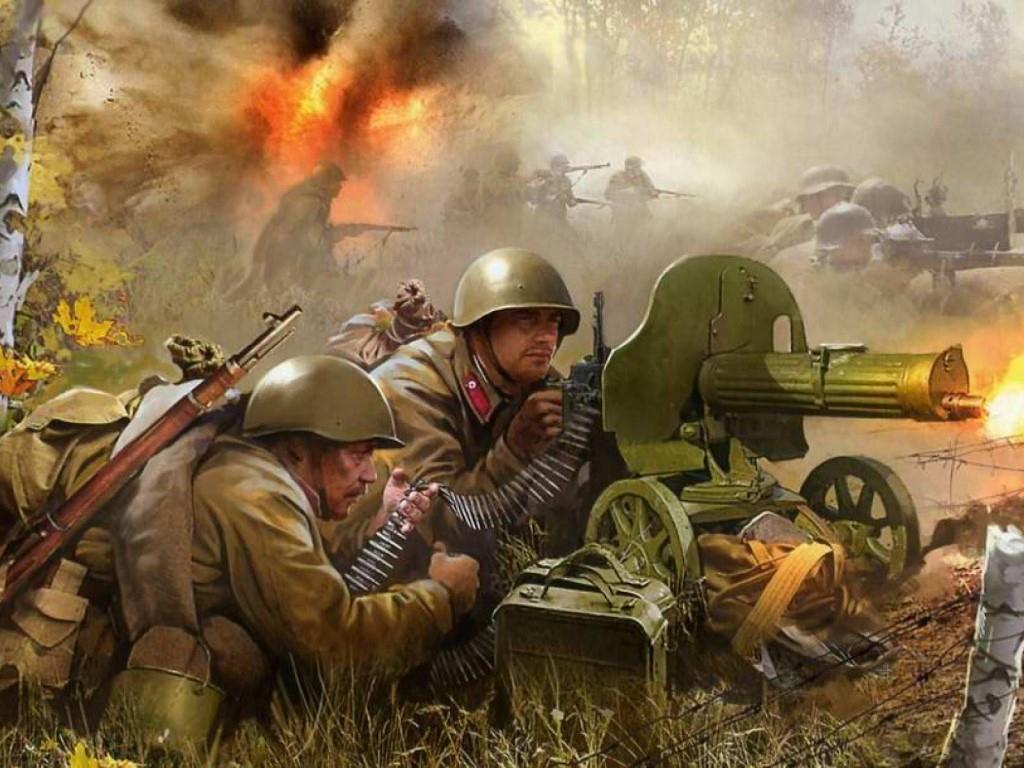 живые картинки на военную тему музее