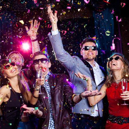 Праздники проводимые в клубах