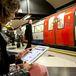На Замоскворецкой линии метро появился бесплатный Интернет