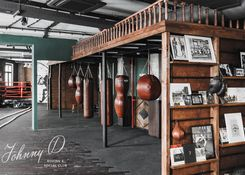 Johnny D. Boxing & Social Club